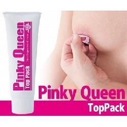 Kem bôi hồng nhũ hoa Pinky Queen Top Pack Nhật Bản 40g