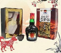 Chiết xuất Hồng sâm 6 năm tuổi Taewoong Food 700ml Hàn Quốc