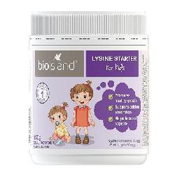 Bột tăng chiều cao Bio Island Lysine Starter cho trẻ dưới 6 tuổi