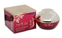 Kem dưỡng da hồng sâm ban đêm My Gold Sleeping Pack Hàn Quốc