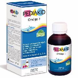 Pediakid Omega 3 125ml – Bổ sung Omega 3 và DHA cho bé từ 6 tháng tuổi