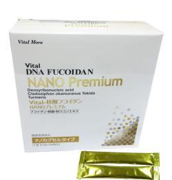 Vital Dna Fucoidan Nano Premium hộp 30 gói Nhật Bản