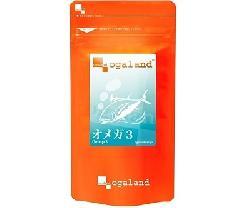 Viên uống dầu cá Omega 3 Dha Epa và Acid Linolenic Ogaland Nhật Bản