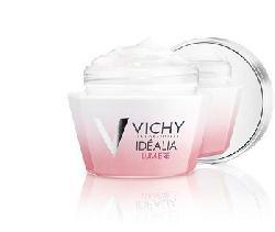 Kem dưỡng da Vichy Idealia Lumiere cho bạn làn da trắng hồng