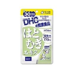Viên Uống Trắng Da COIX DHC 30 Viên Chiết Xuất Lúa Mạch Ngọc Trai