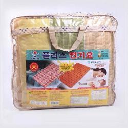 Chăn điện Hàn Quốc Woori 100% cotton