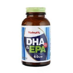 Viên uống bổ não DHA & EPA Yakult Nhật Bản hộp 300 viên