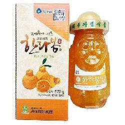 Trà Hallabong Jeju 570g Thức Uống Cho Sức Khỏe Số 1 Hàn Quốc