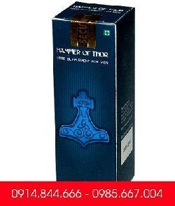 Hammer Of Thor 25 ml chính hãng tăng kích thước cải thiện sinh lý nam