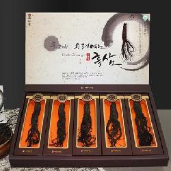 Hắc Sâm Danurim Thượng Hạng Hàn Quốc Hộp 5 Củ Mẫu Mới Giá Tốt Nhất