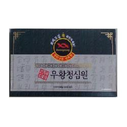 An Cung Ngưu Hoàng Hoàn Kwangdong Hàn Quốc Hộp Xanh 10 Viên