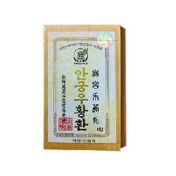 An Cung Ngưu Hoàng Hàn Quốc Wanson Hộp 6 Viên Trị Đột Quỵ Tốt Nhất