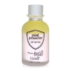 Grinif Pink Powder 40 G Hàn Quốc Điều Trị Mụn Hiệu Quả Mẫu Mới Nhất