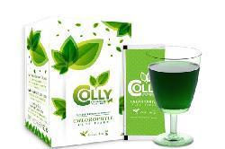 Trà Xanh Giảm Cân Thải Độc Colly Chlorophyll Plus Fiber Của Thái Lan