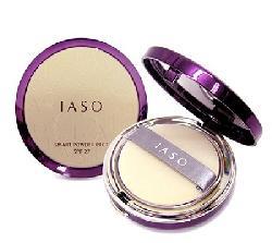 Phấn nén trang điểm IASO Smart Powder Pact SPF27 Hàn Quốc