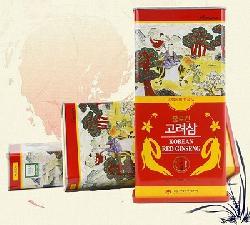 Hồng Sâm Củ Khô 300gr Premium Daedong Hàn Quốc