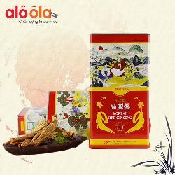 Hồng sâm củ khô 150g Premium Daedong từ Nhân Sâm 6 năm tuổi cao cấp