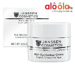 Kem cung cấp ẩm chống nắng nhăn vùng mắt - Rich Eye Contour Cream 15ml