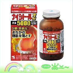 Viên uống giảm mỡ bụng Nhật Bản Naishitoru Z