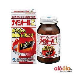 Viên Uống Giảm Béo Bụng Nhật Bản Naishitoru 85 Chính Hãng Mẫu Mới
