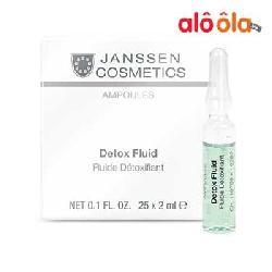 Tinh chất giải độc tố cho da - Detox Fluid 25 ống x 2ml