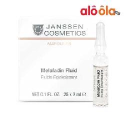 Tinh chất làm trắng da - Melafadin Fluid 25 ống x 2ml