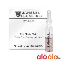 Tinh chất điều trị vùng mắt - Eye Flash Fluid 25 ống X1.5ml