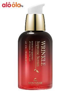 Tinh chất thảo dược giúp cải thiện lão hóa da Wrinkle Supreme Serum
