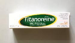 Kem Bôi Trị Trĩ Ngoại Titanoreine Của Pháp 20g Chính Hãng Giá Tốt