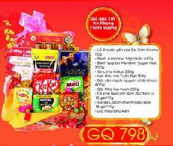 Giỏ Quà An Khang - Thịnh Vượng GQ798-1
