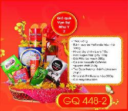 Giỏ Quà Tết Vạn Sự Như Ý - GQ448-2