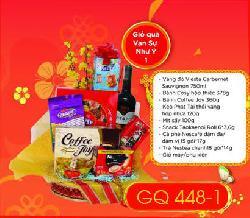 Giỏ Quà Tết Vạn Sự Như Ý - GQ448-1
