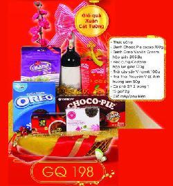 Quà Tết Xuân Cát Tường - GQ198