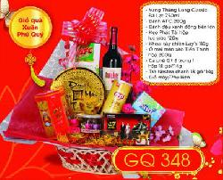 Quà Tết  Xuân Phú Quý - GQ348