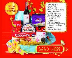 Giỏ Quà Xuân Thịnh Vượng - GQ248-1