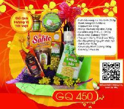 Giỏ Quà Hương Vị Tết Việt – GQ450