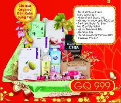 Giỏ Quà Organic Đón Xuân Sung Túc – GQ999