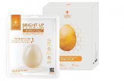 Mặt nạ sinh học dưỡng trắng Coko Bright Up Nanocell