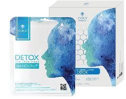 Mặt Nạ Sinh Học Tế Bào Gốc Coko Detox Nanocell Mask Chất Lượng Cao
