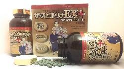 Tảo Vàng Cao Cấp Spirulina Ex + Nhật Bản 2200 Viên Mẫu Mới Nhất