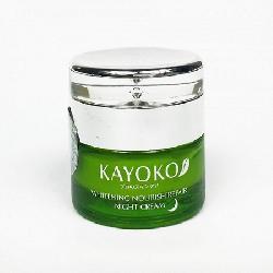 Kem dưỡng chống nám trắng hồng tinh khiết ban đêm Kayoko Night Cream