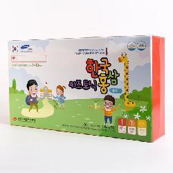 Hồng Sâm Trẻ Em 6-13 Tuổi – Korean Red Ginseng Junior 6-13 Year