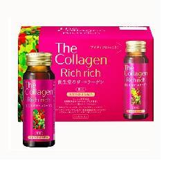 The Collagen Rich Rich Dạng Nước Chính Hãng Của Nhật Bản Mẫu Mới Nhất