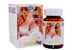 Viên nở ngực Gogobig Nhật Bản chính hãng