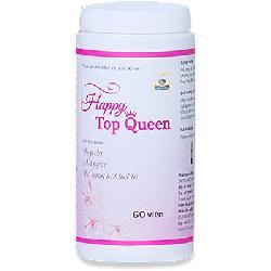 Happy Top Queen – Viên uống hỗ trợ đẹp da, tăng cường tiết tố nữ