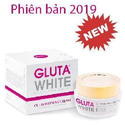 Kem dưỡng trắng da ban ngày Gluta White