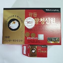 An cung ngưu hoàng Hàn Quốc - Sản phẩm hỗ trợ chống đột quỵ