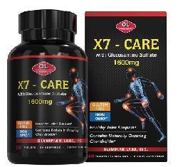 Viên uống X7 – Care hỗ trợ chăm sóc sức khỏe cơ xương khớp