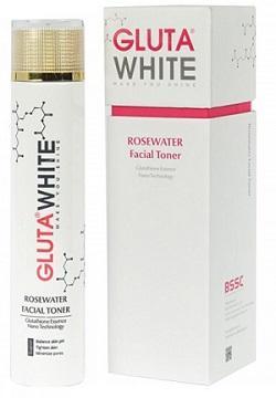 Nước hoa hồng Gluta White – RoseWater Facial Toner Chính Hãng
