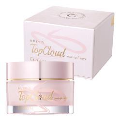 Kem nâng tone và dưỡng trắng hương hoa Rodin Topcloud Tone – Up Cream
